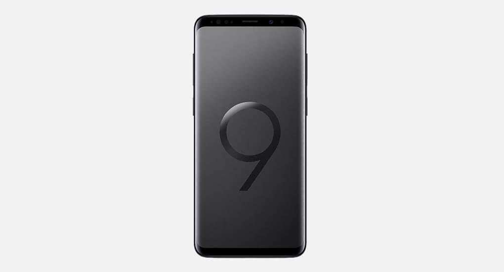 Điện thoại Smart Phone Samsung Galaxy S9+ 128GB